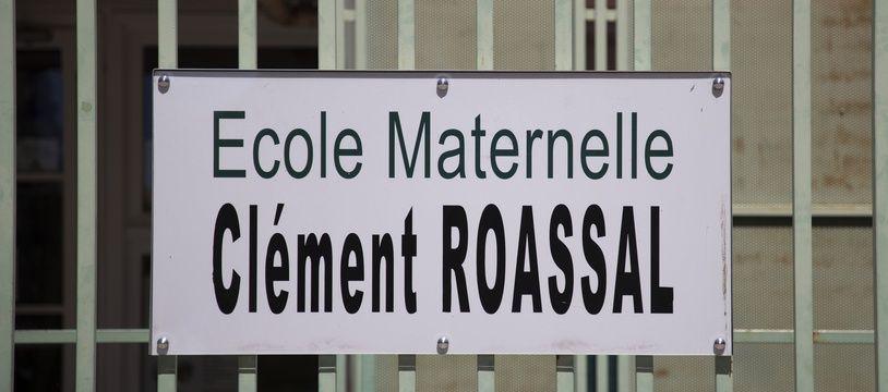 A Nice, une école a dû fermer mi-mai en raison de la découverte d'un élève positif. Ce n'est pas le cas à Marseille.
