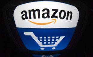 Le logo de Amazon