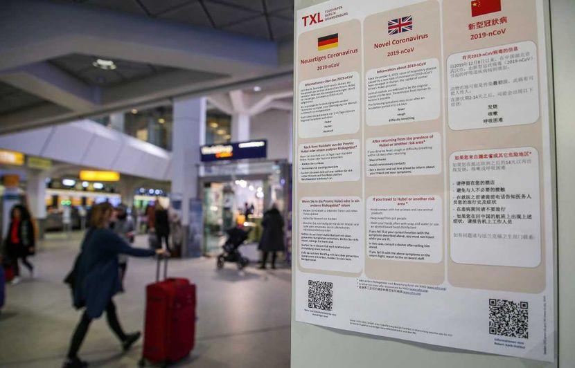 Coronavirus : Un premier cas confirmé en Allemagne