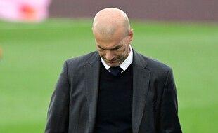 Zidane a annoncé qu'il allait discuter avec ses dirigeants ces prochains jours.