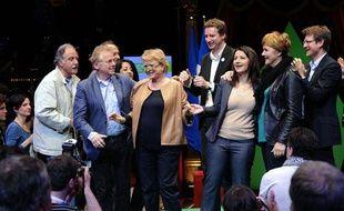Noël Mamère, DanielCohn-Bendit, Eva Joly, Cécile Duflot et Dominique Voynet: chacun à leur manière ils ont marqué l'histoire des Verts.