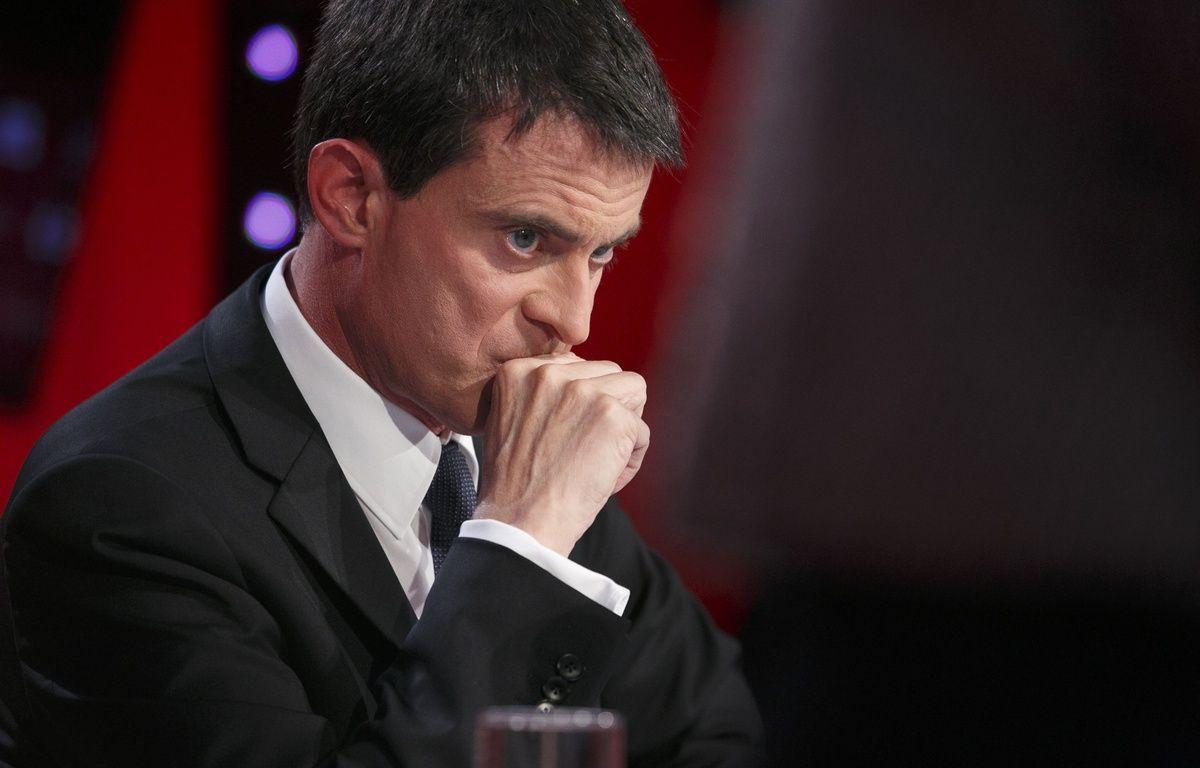 Manuel Valls est persuadé de pouvoir vaincre le terrorisme islamiste. – ROMAIN BOE/SIPA