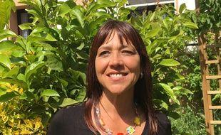 Lydia Frentzel, conseillère EELV à la mairie de Marseille.