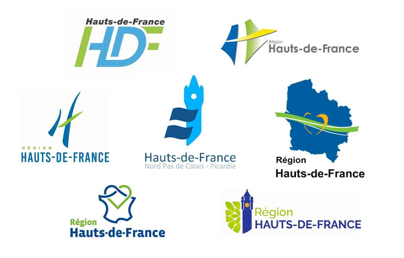 Logo hauts de france ces indices qui pourraient faire la for Haute de france