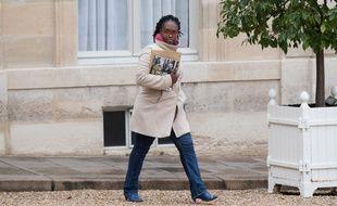 Sibeth Ndiaye a été nommée porte-parole du gouvernement le 31 mars 2019.