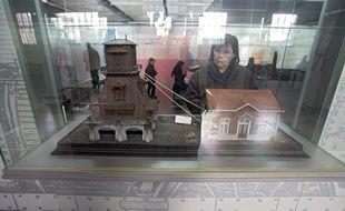 Le musée de la mine, à Lewarde, dans le Nord.