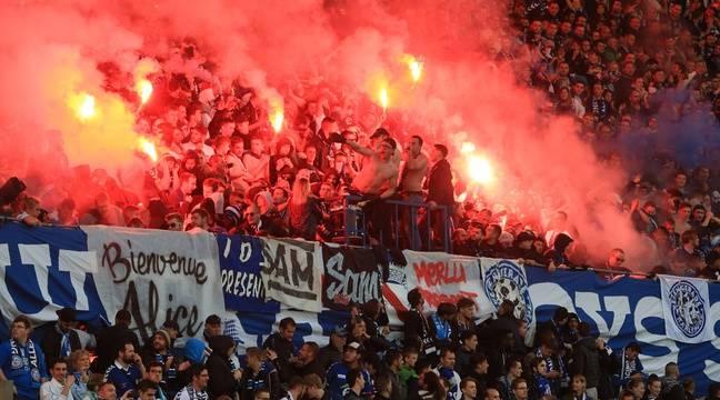 Rcs Bourg En Bresse : football chers supporters du racing club de strasbourg ~ Dailycaller-alerts.com Idées de Décoration