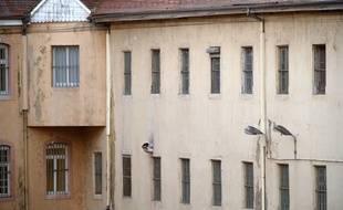 Un détenu retient en otage un psychologue à la prison d'Ensisheim dans le Haut-Rhin (Alsace).