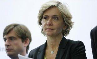 La députée Les Républicains Valérie Pécresse à Paris le 24 juin 2015