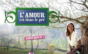 """Karine Le Marchand, animatrice de """"L'amour est dans le pré"""""""