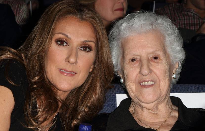 Thérèse Dion, la maman de Céline, est décédée