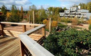 Villages Nature, un nouveau complexe touristique à 30 km de Paris, ouvrira le 24 juillet prochain.