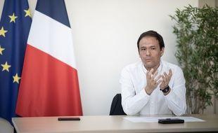 Cédric O, le 24 avril 2020 à Paris.