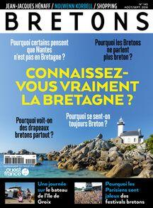 magazine Bretons n°145 - Août/septembre 2018