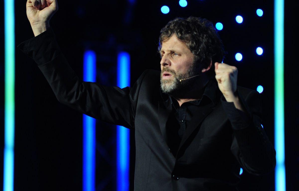 Stéphane Guillon joue ce lundi au Théâtre Fémina de Bordeaux.  – OLIVIER LABAN-MATTEI