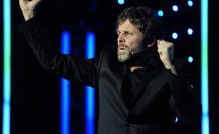 Stéphane Guillon joue ce lundi au Théâtre Fémina de Bordeaux.