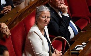 Agnès Thill est députée de l'Oise depuis juin 2017.
