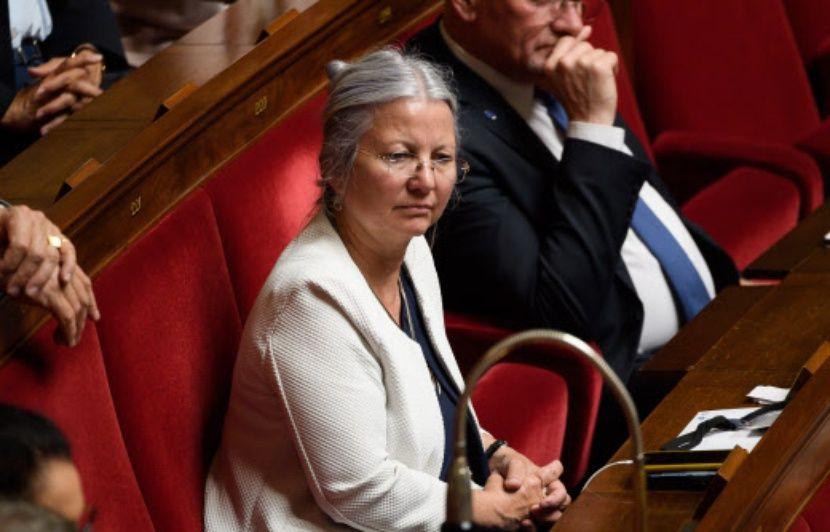 La députée Agnès Thill exclue de LREM après des «propos polémiques» et «pernicieux»