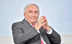 Le mandat de Dominique Strauss-Kahn à la tête du FMI expire en octobre 2012.