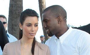 Les ex-époux Kim Kardashian et Kanye West