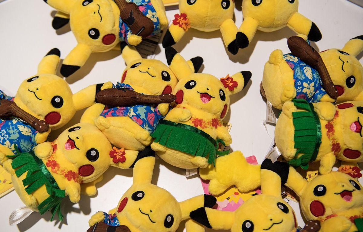 Après des jours et des jours d'attente, les dresseurs de l'Hexagone vont enfin pouvoir se lancer à la recherche de Pikachu  – DELETREE/SIPA