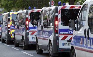 Lille: Démantèlement du camp de Roms de Pont-Royal