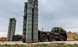 Des missiles sol-air russes. (Illustration)
