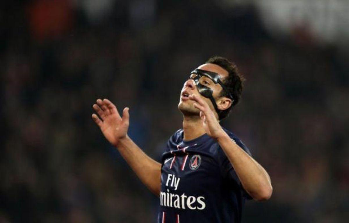 """Le Paris SG est officiellement """"en crise"""", de l'aveu de son entraîneur Carlo Ancelotti, après le naufrage 2 à 1 au Parc des Princes contre Rennes qui jouait à 9, un deuxième revers qui place la position de leader des Parisiens sous la menace, dans le cadre de la 13e journée de L1. – Kenzo Tribouillard afp.com"""