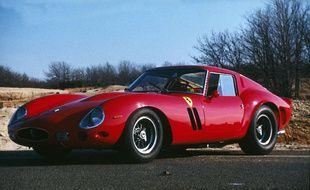 Une Ferrari 250 GTO