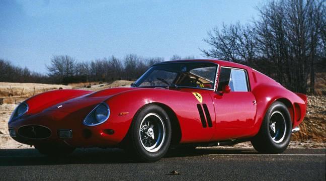 Creuse : La cour de cassation met un terme à une guerre de succession autour d'une Ferrari à 48 millions de dollars