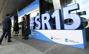 La 48e session du Groupe d'experts intergouvernemental sur l'évolution du climat (Giec) se tient à Incheon en Corée du Sud depuis le 1er octobre.