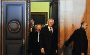 Le procès Clearstream en appel, au cours duquel doit comparaître l'ancien Premier ministre, Dominique de Villepin, relaxé en première instance, se tiendra en mai 2011, un an avant l'élection présidentielle.