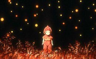 Image extraite du «Tombeau des lucioles».