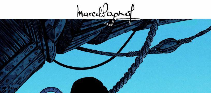 Un récit inachevé de Marcel Pagnol trouve sa fin en BD. — S. Wambre/Grand Angle