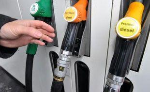 La hausse de la taxation du gazole sera étalée sur cinq ans.