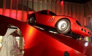 Ferrari World, le plus grand parc d'attractions couvert au monde, a été inauguré jeudi sur une île proche d'Abou Dhabi qui abrite déjà un circuit de Formule 1.