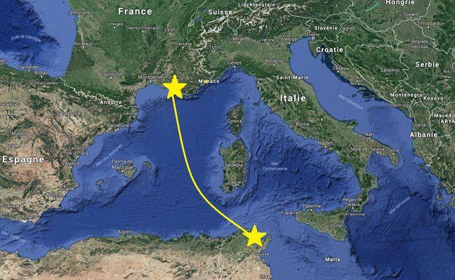 François Gabart va naviguer de Marseille à Carthage