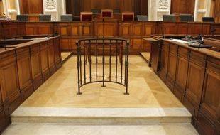 Illustration palais de justice, Tribunal de Lyon, le 15 novembre 2012. CYRIL VILLEMAIN/20 MINUTES