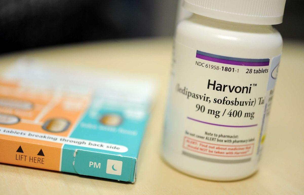 Le médicament Harvoni permet de soigner l'hépatite C. – SIPANY/SIPA