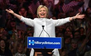 La candidate démocrate Hillary Clinton, le 7 juin 2016.