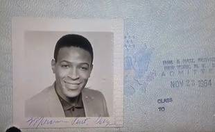 Le passeport de Marvin Gaye