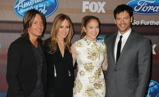 Les membres du jury d'American Idol
