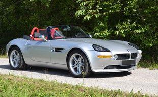 La BMW Z8 de James Bond a été vendue à un collectionneur européen.