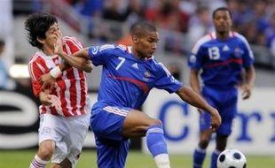 La France n'a pas battu le Paraguay (0-0), samedi à Toulouse pour son deuxième match de préparation à l'Euro, mais les Bleus n'ont pas pris de but et l'entente dans le secteur offensif fait plaisir à voir: un constat prometteur pour les vice-champions du monde 2006.