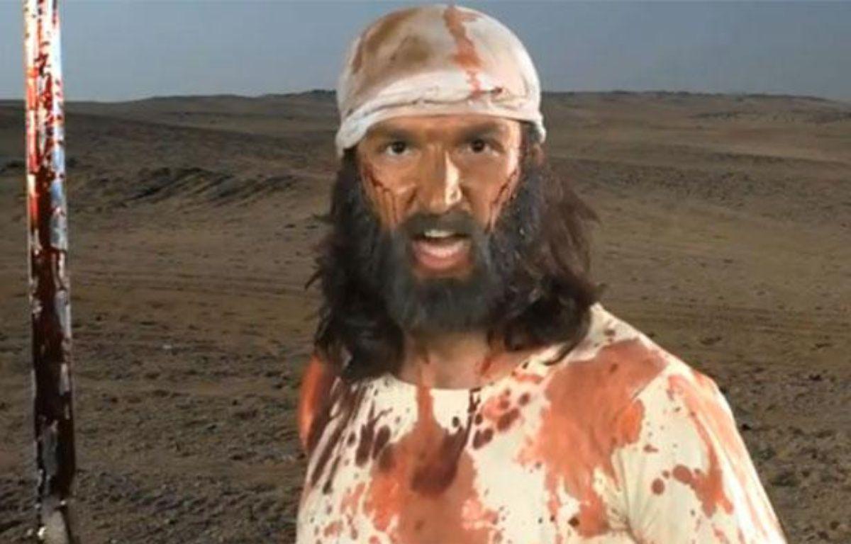 Capture d'écran du film, «L'Innocence des musulmans», réalisé par Sam Bacile. – 20minutes.fr