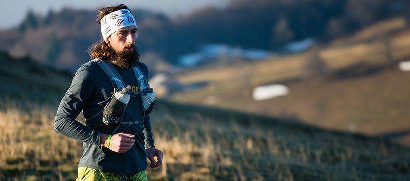 Stéphane Brogniart va parcourir 210 km et 13.000 m de dénivelé positif.