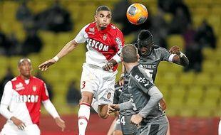 Le Monaco de Kurzawa s'est montré bien supérieur au Rennes de Bakayoko.