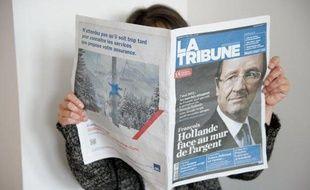 La Tribune de retour sous forme d'hebdomadaire.