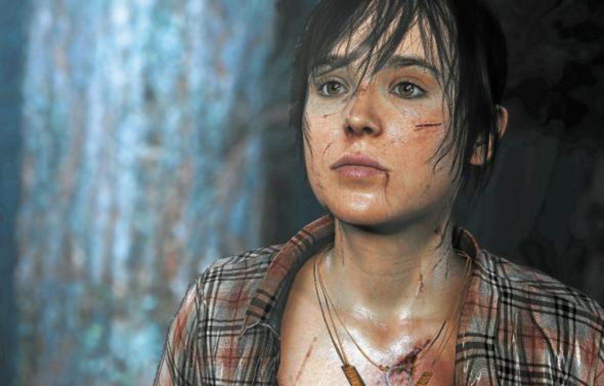 Ellen Page a prêté son visage à l'héroïne de «Beyond». –  DR