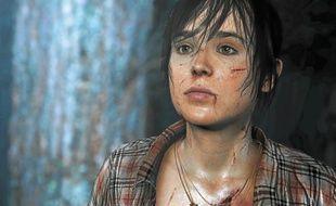 Ellen Page a prêté son visage à l'héroïne de «Beyond».